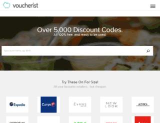 discountcode24.co.uk screenshot