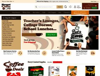 discountcoffee.com screenshot
