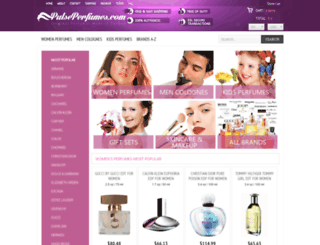discountperfumex.com screenshot