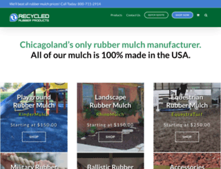 discountrubbermulch.com screenshot
