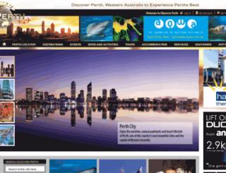 discover-city.com.au screenshot