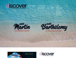 discover-magazines.com screenshot