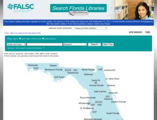 discover.flvc.org screenshot