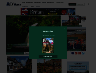discoverbritainmag.com screenshot