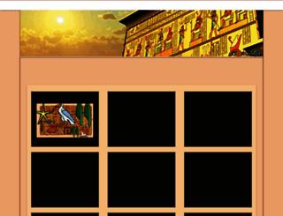 discoveringegypt.com screenshot