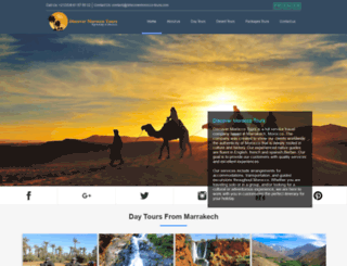 discovermorocco-tours.com screenshot