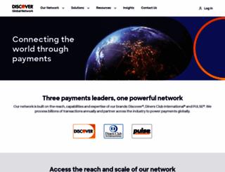 discovernetwork.com screenshot