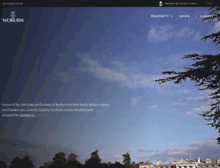 discoverwoburn.co.uk screenshot