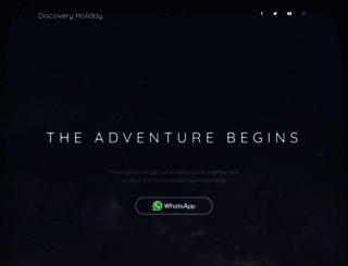 discovery.co.id screenshot