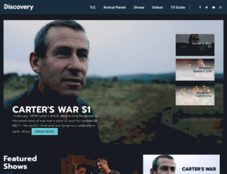 discoverychannel.co.in screenshot