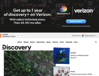 discoverychannelkorea.com screenshot