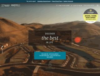 discoveryhomes.com screenshot