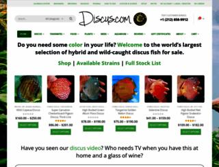 discus.com screenshot