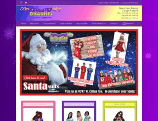disguisescostumes.com screenshot