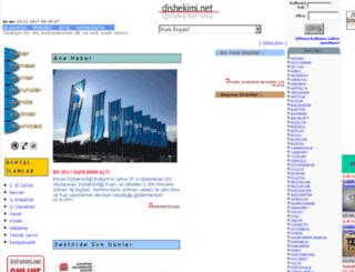 dishekimi.net screenshot