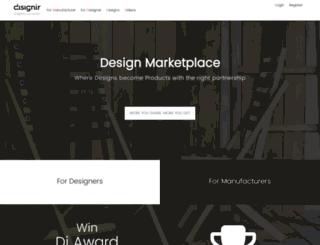 disignir.com screenshot