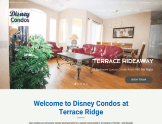 disneycondos.ca screenshot