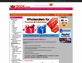 disok.co.uk screenshot