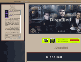 dispelled.jcink.net screenshot