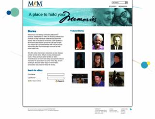 display.mem.com screenshot
