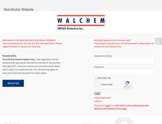 dist.walchem.com screenshot