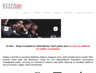 distasia.com screenshot