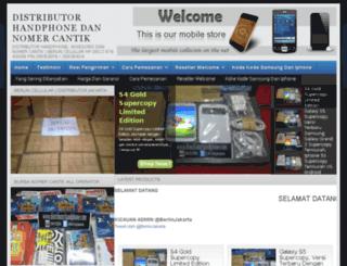 distributorhandphone.com screenshot