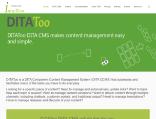 ditatoo.com screenshot