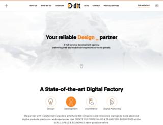 ditindia.com screenshot
