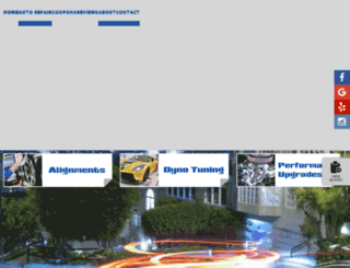 ditosmotors.com screenshot