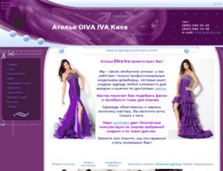 divaiva.com screenshot