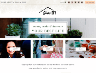 divaofdiy.com screenshot