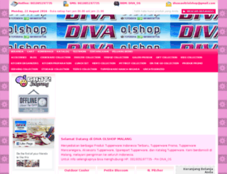 divatupper.com screenshot