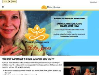 divineopenings.com screenshot