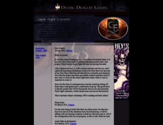 divingdragongames.com screenshot