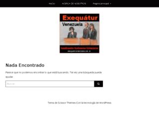 divorcio185avenezuela.com.ve screenshot