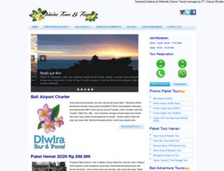 diwira-tourandtravel.com screenshot