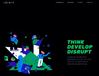 dixitestudio.com screenshot
