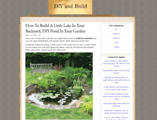 diyandbuild.com screenshot