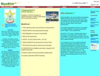 diyastar.com screenshot