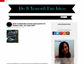diyfunideas.com screenshot