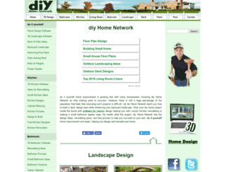 diyhomenetwork.net screenshot