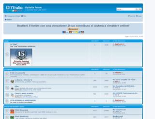 diyitalia.eu screenshot