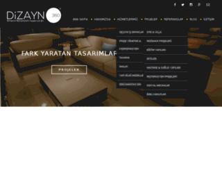 dizayn360.com.tr screenshot