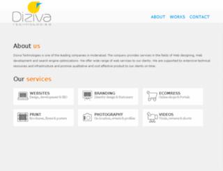 dizivatech.com screenshot