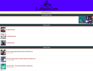djagun.com screenshot