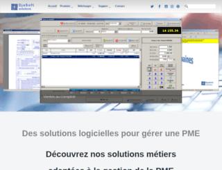 djasoft.com screenshot