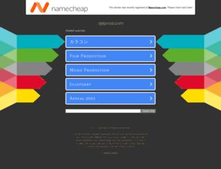 djilprod.com screenshot