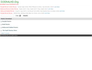 djjohalhd.link screenshot
