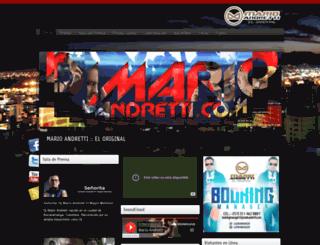 djmarioandretti.com screenshot